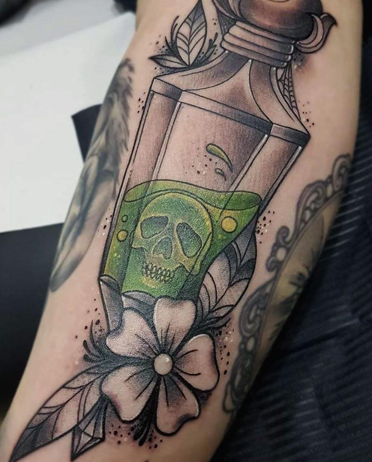 Foto 45 de Tatuajes en Cehegin | Skulls Lady Tattoo And Gallery