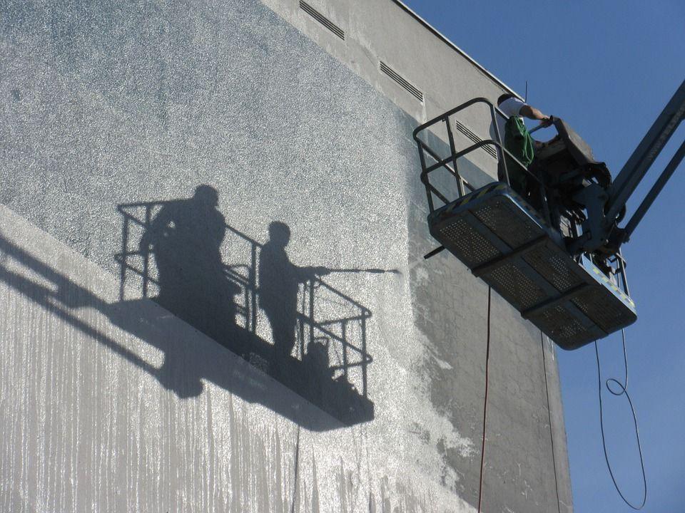 Limpieza de fachadas: Servicios de Limpiezas y Servicios Josefa