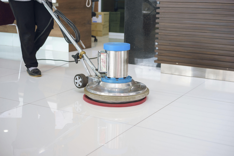 Abrillantado de suelos: Servicios de Limpiezas y Servicios Josefa