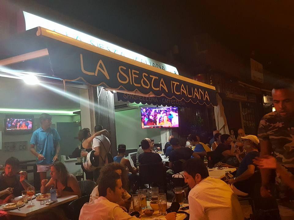 Pizzeria italiana en Palma de Mallorca