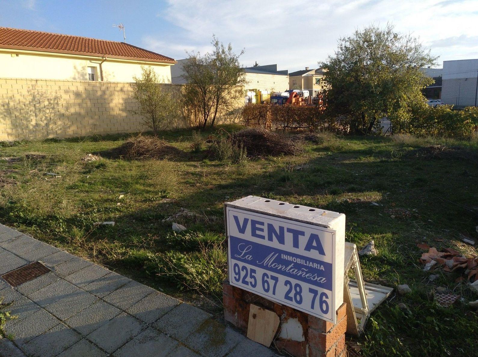 Venta de parcela en Burguillos de Toledo: Inmuebles de Inmobiliaria La Montañesa