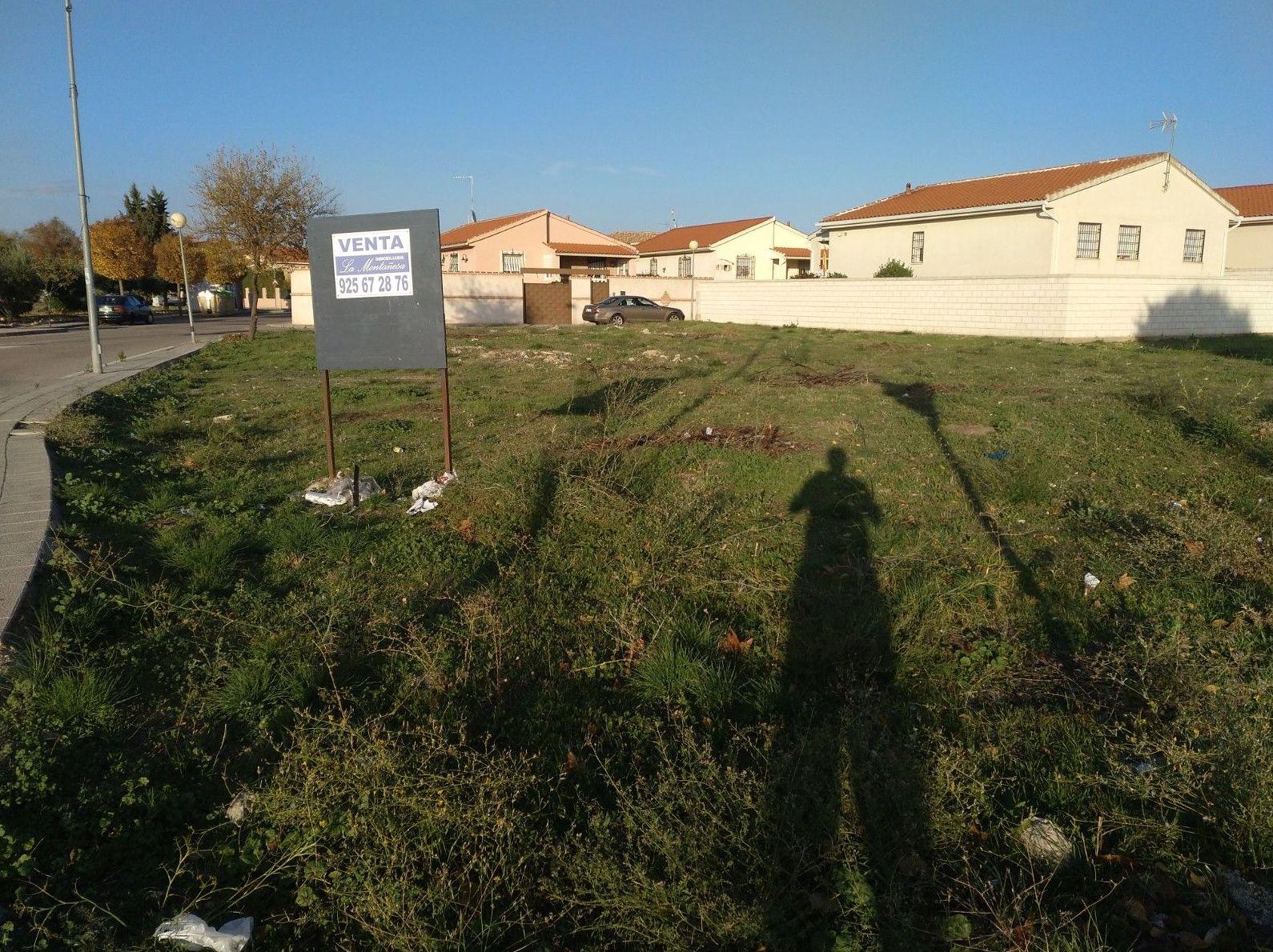 Se vende parcela en Burguillos de Toledo: Inmuebles de Inmobiliaria La Montañesa