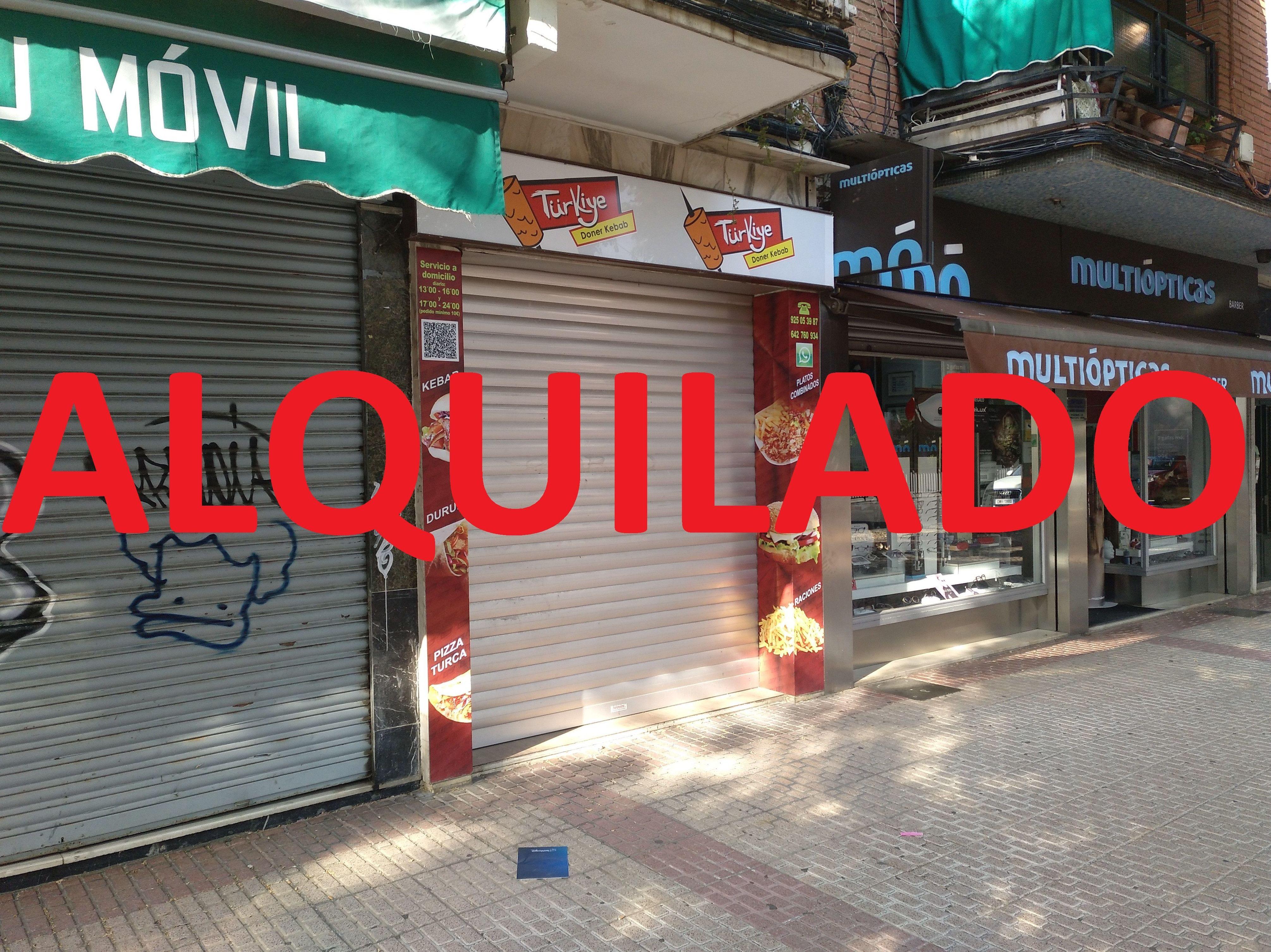 Alquiler Local Avd. Barber: Inmuebles de Inmobiliaria La Montañesa
