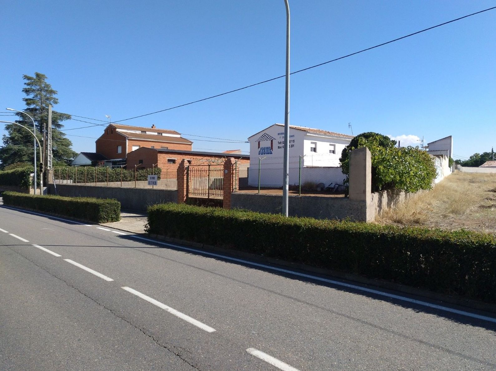 Parcela en Polan, toledo de 688m2: Inmuebles de Inmobiliaria La Montañesa