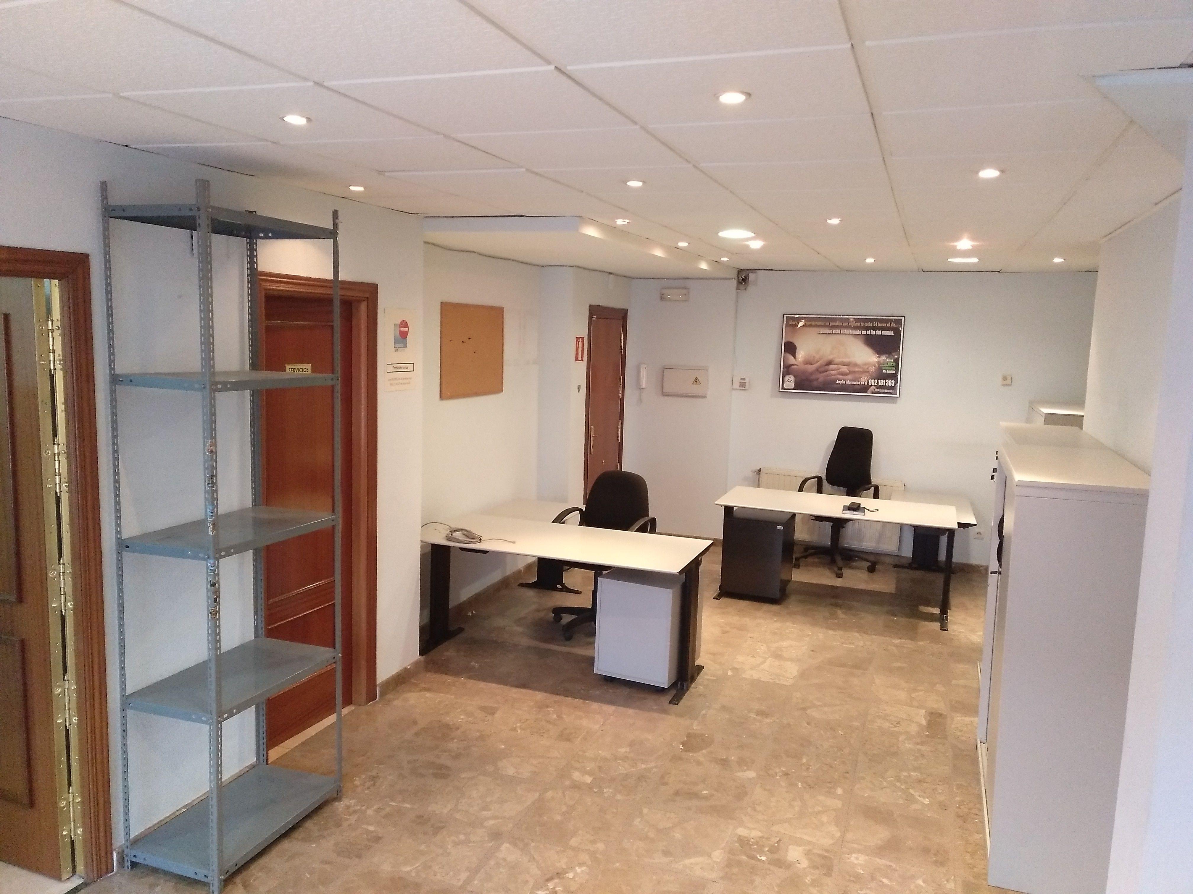 Local ideal para oficina en Toledo