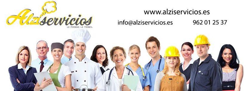 Los mejores profesionales en ALZISERVICIOS.