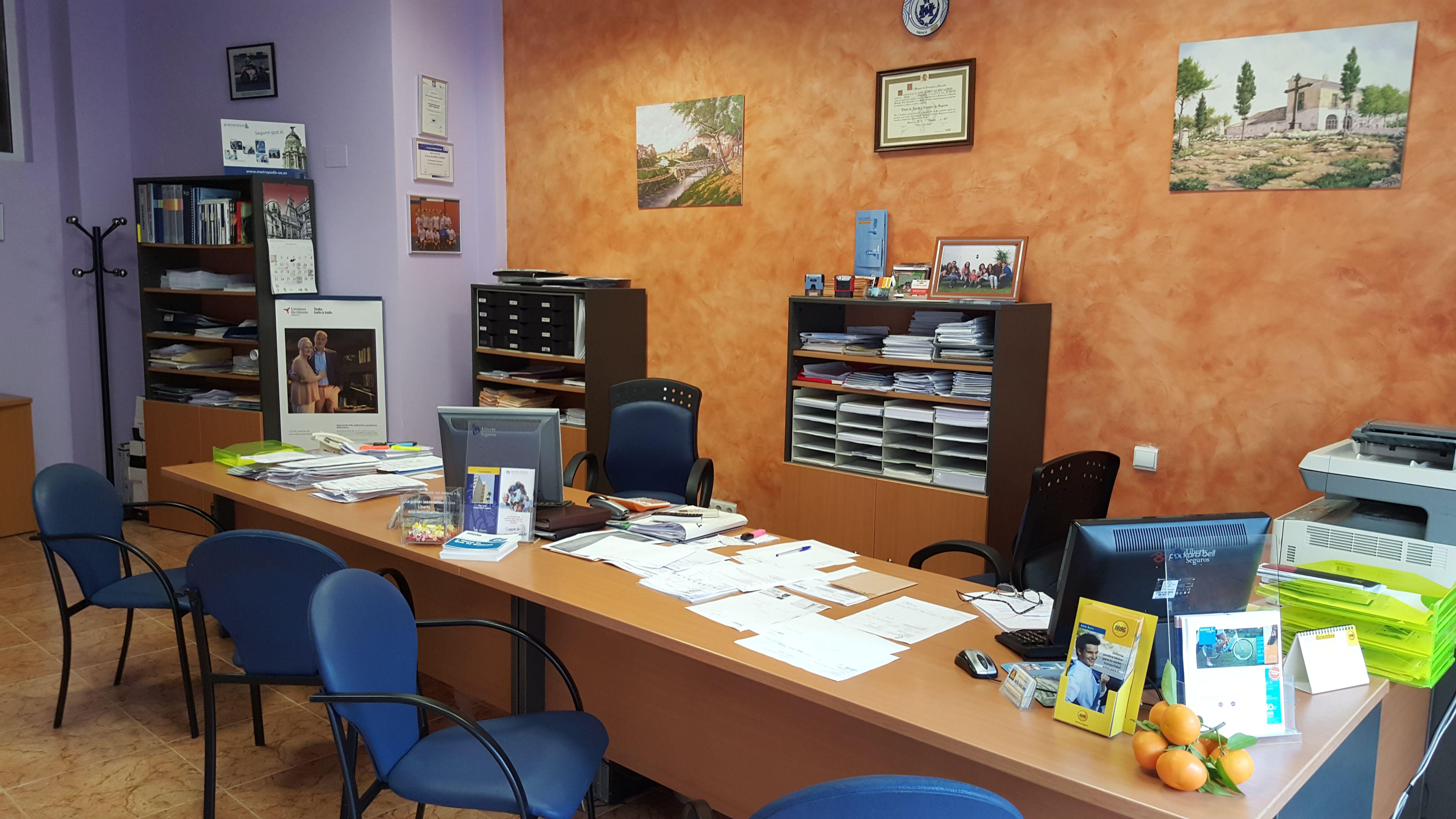 Seguros Alcañiz: Servicios de Alziservicios