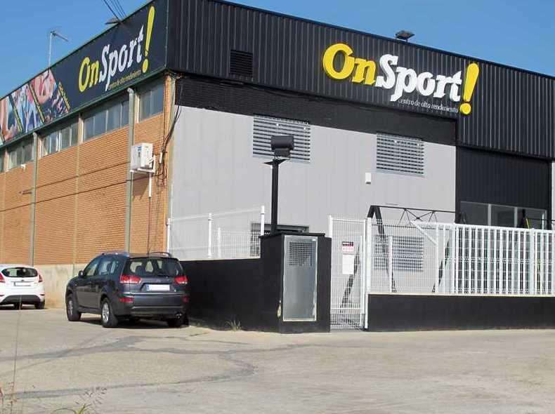 OnSport: Servicios de Alziservicios