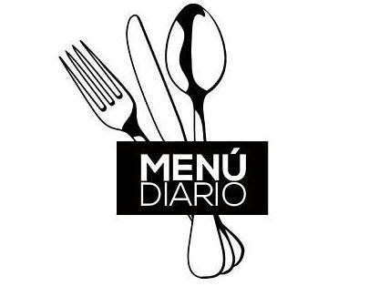 Menú Diario