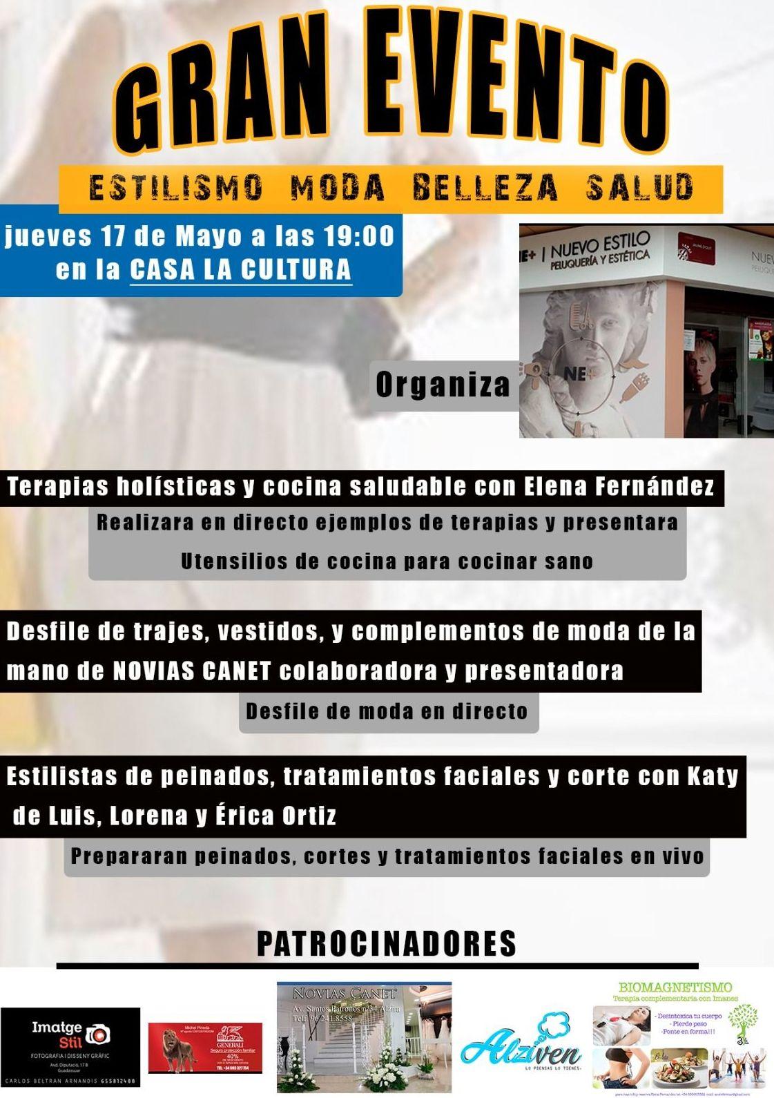 ESTILISMO , MODA BELLEZA Y SALUD