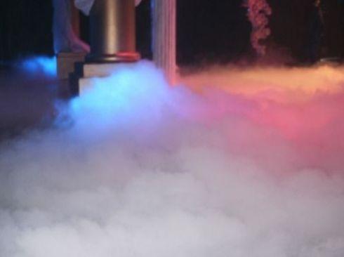 Alquiler máquina de humo para eventos