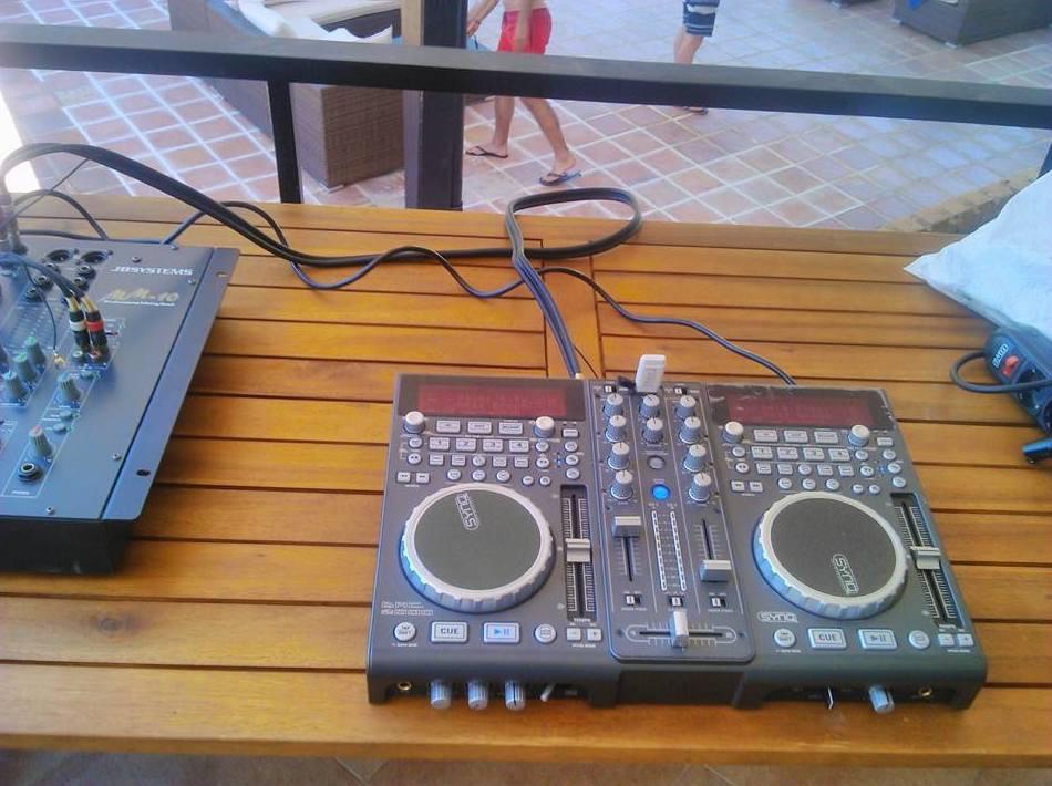 Equipos de sonido profesional