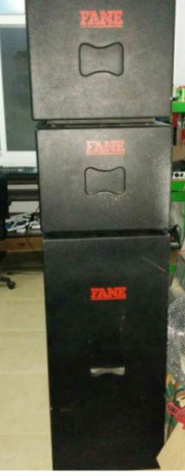 Equipo Fane System, 3.000 w
