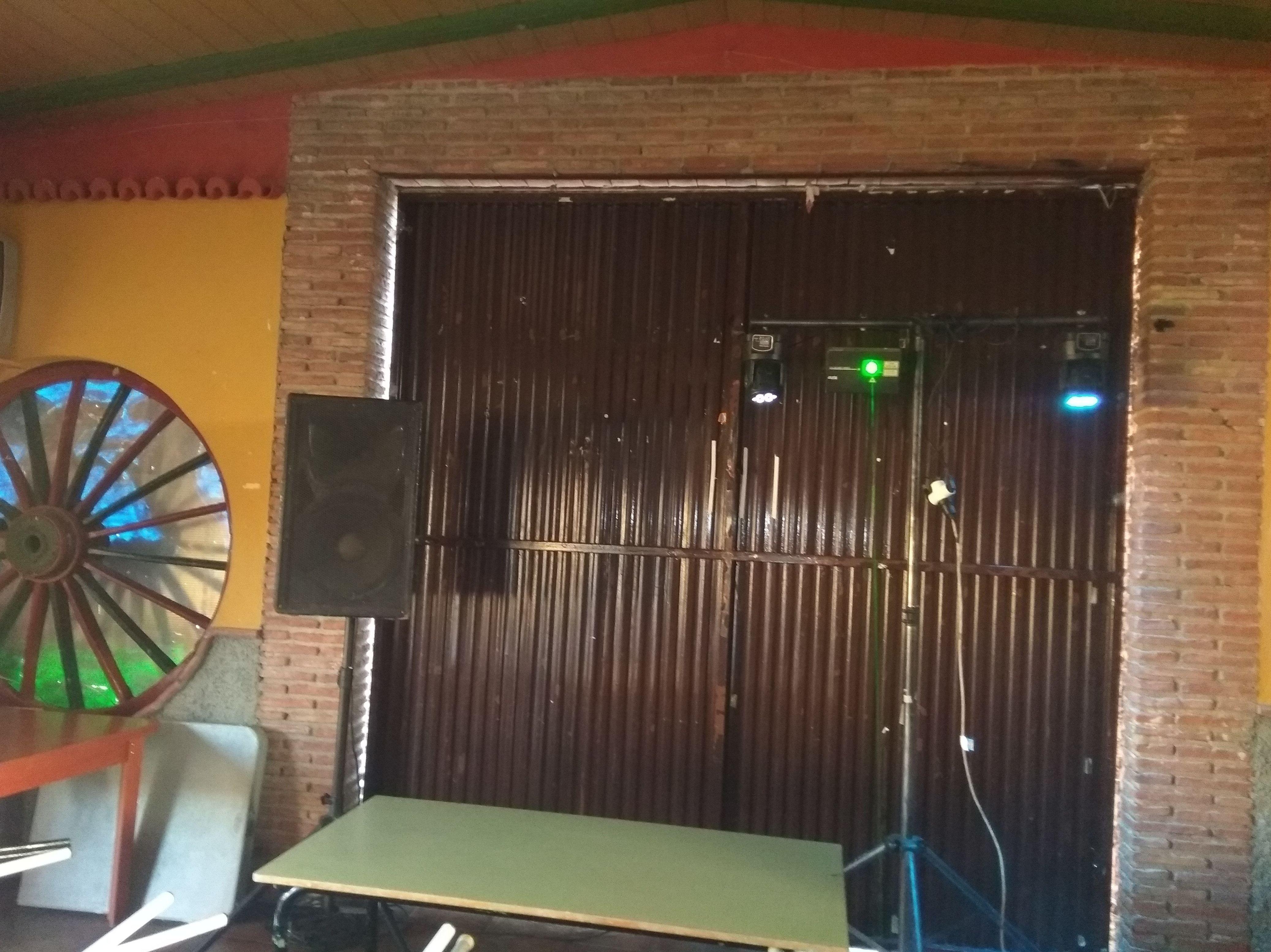 Montaje de sonido Antequera