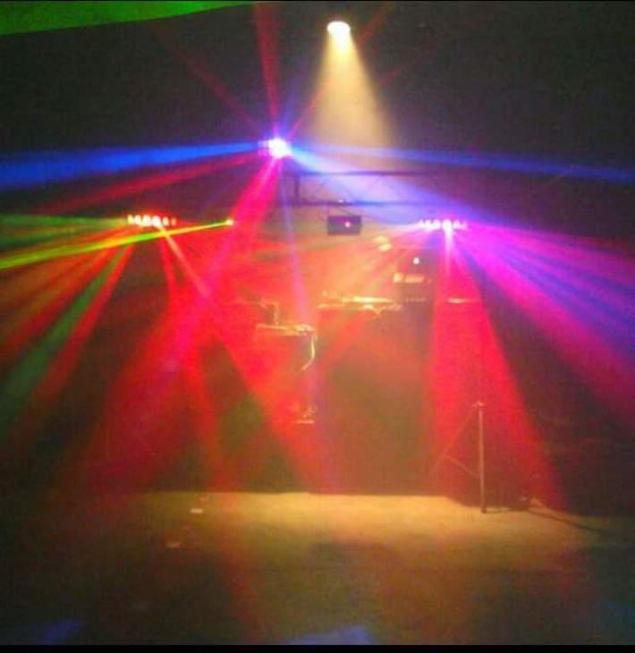 Efectos de iluminación led