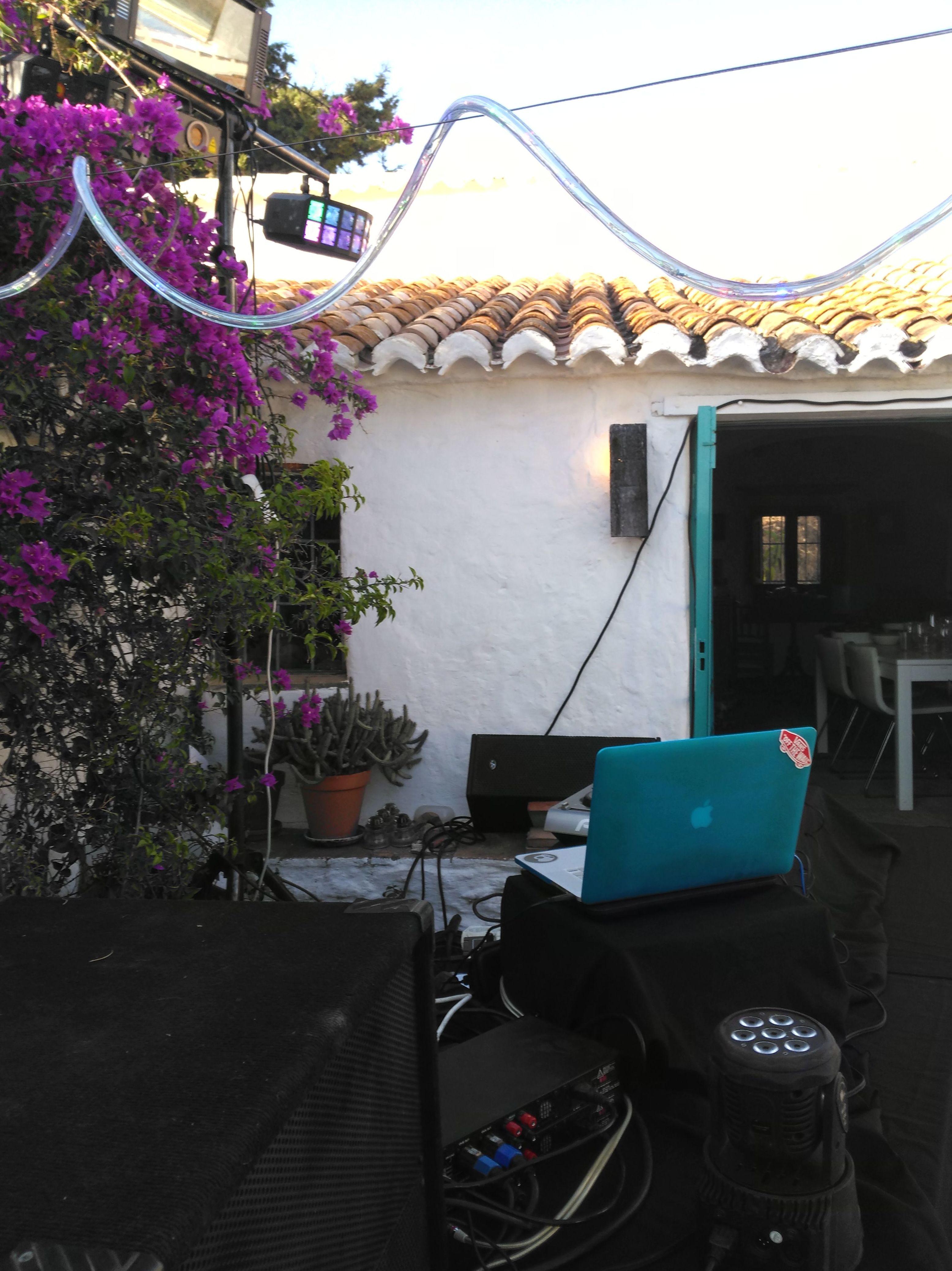 Foto 25 de Alquiler de sonido profesional e iluminación para todo tipo de eventos en Málaga | JCL Alquiler de sonido