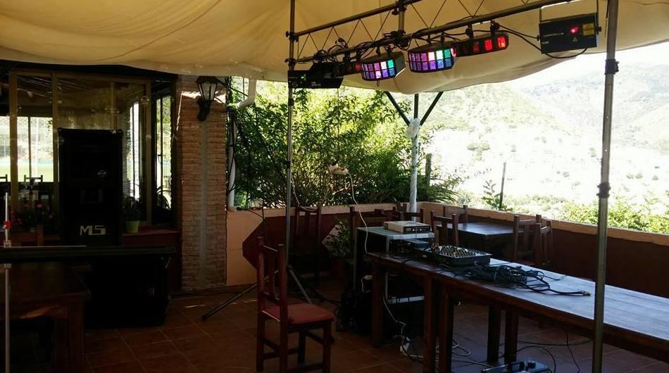 Iluminación y sonido profesional para eventos
