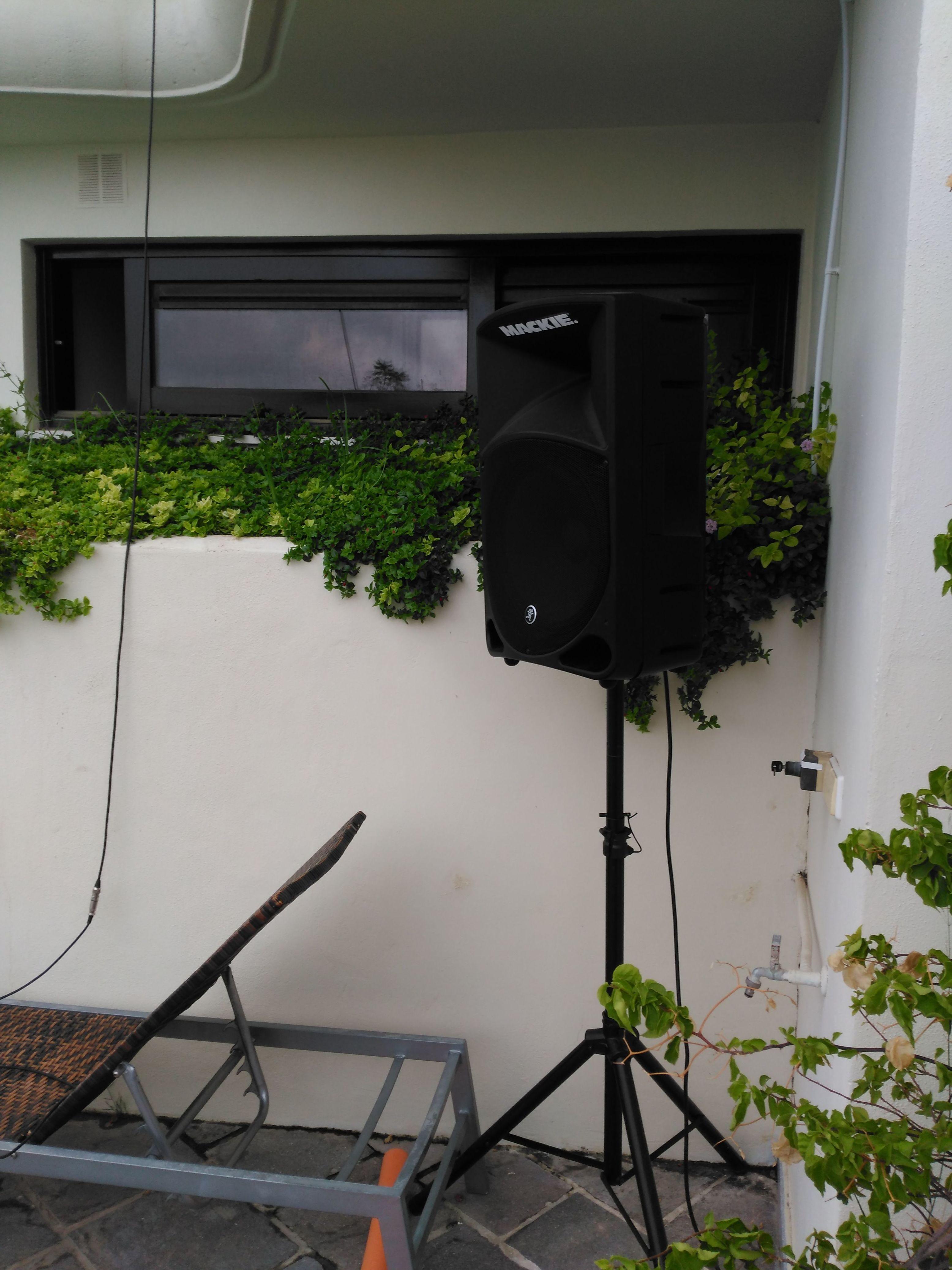 Foto 77 de Alquiler de sonido profesional e iluminación para todo tipo de eventos en Málaga   JCL Alquiler de sonido