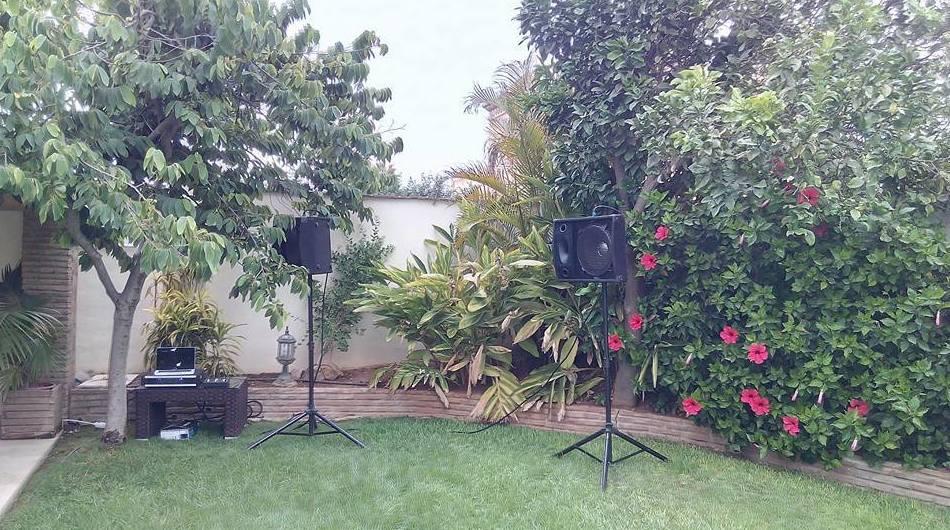 Alquiler de equipos de sonido profesionales