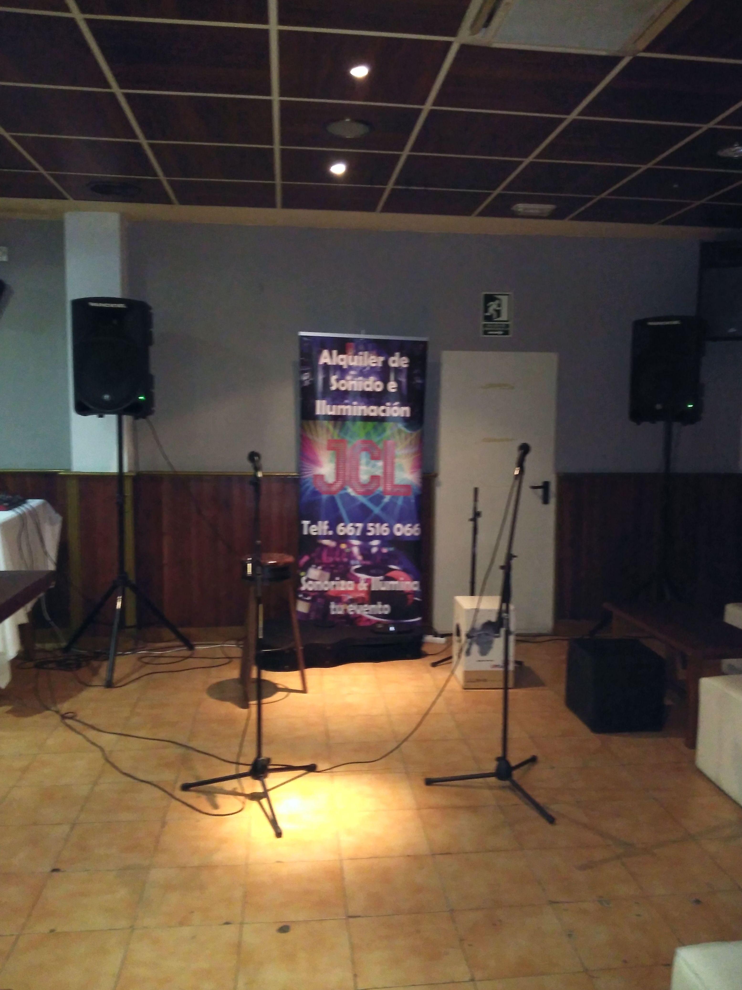 Evento flamenco en directo