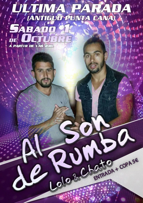 Actuación flamenca 1/10/2016