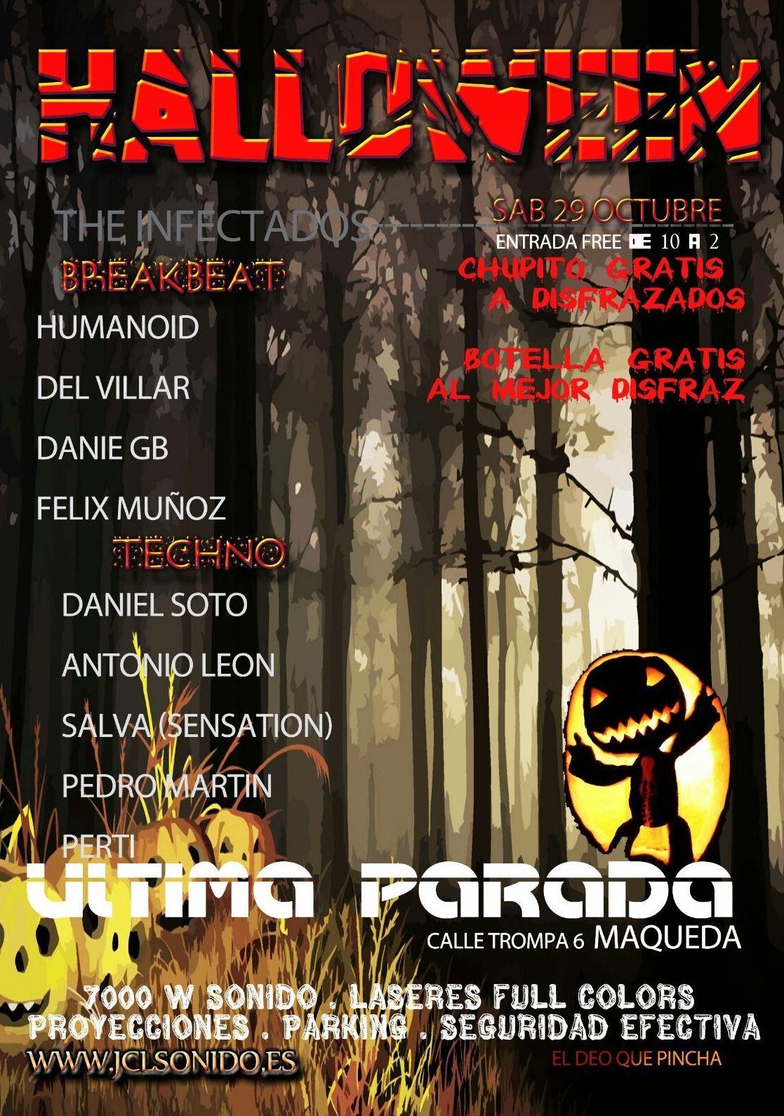 Halloween Última Parada