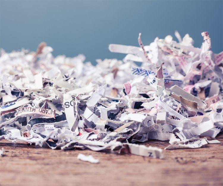 Planta de reciclado de papel en Torelló