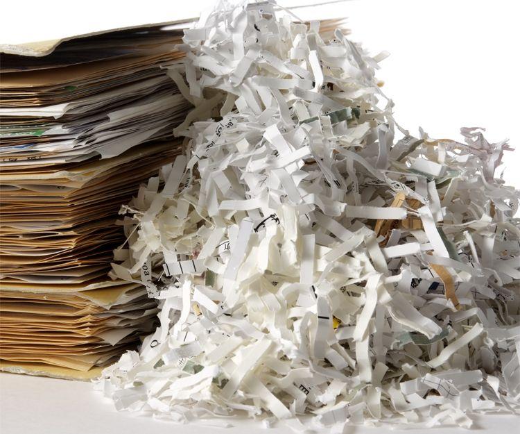 Empresa especializada en la destrucción de documentos en Torelló