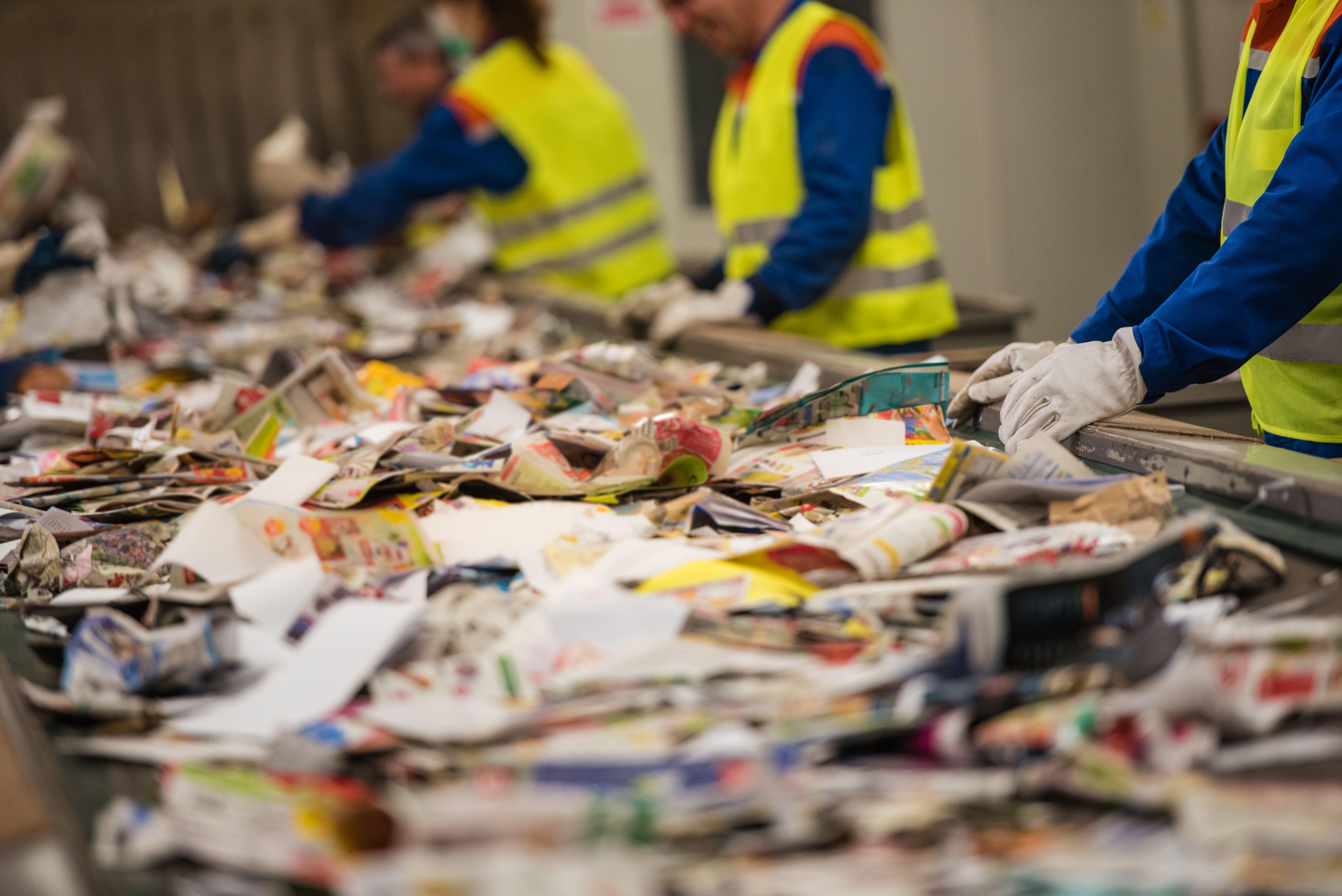 Destrucció en planta: Servicios de Contenedores Camprubí