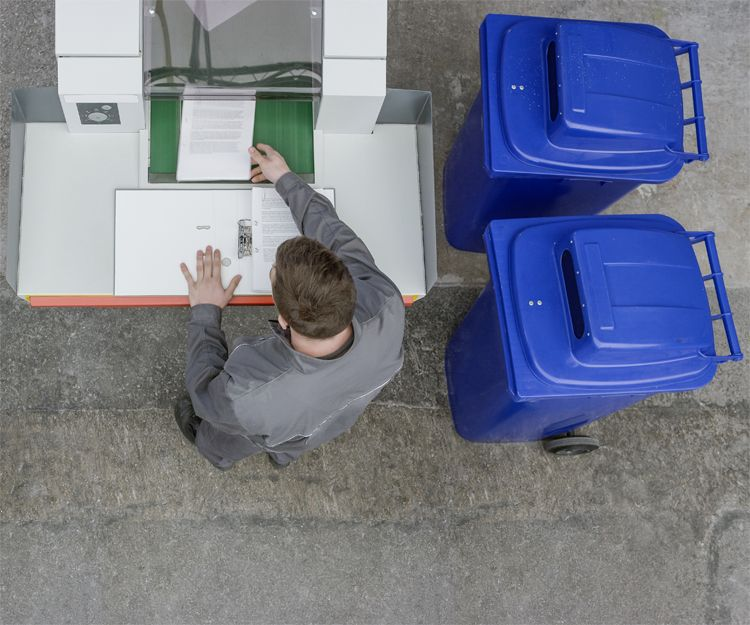 Empresas de destrucción de documentos en Torelló