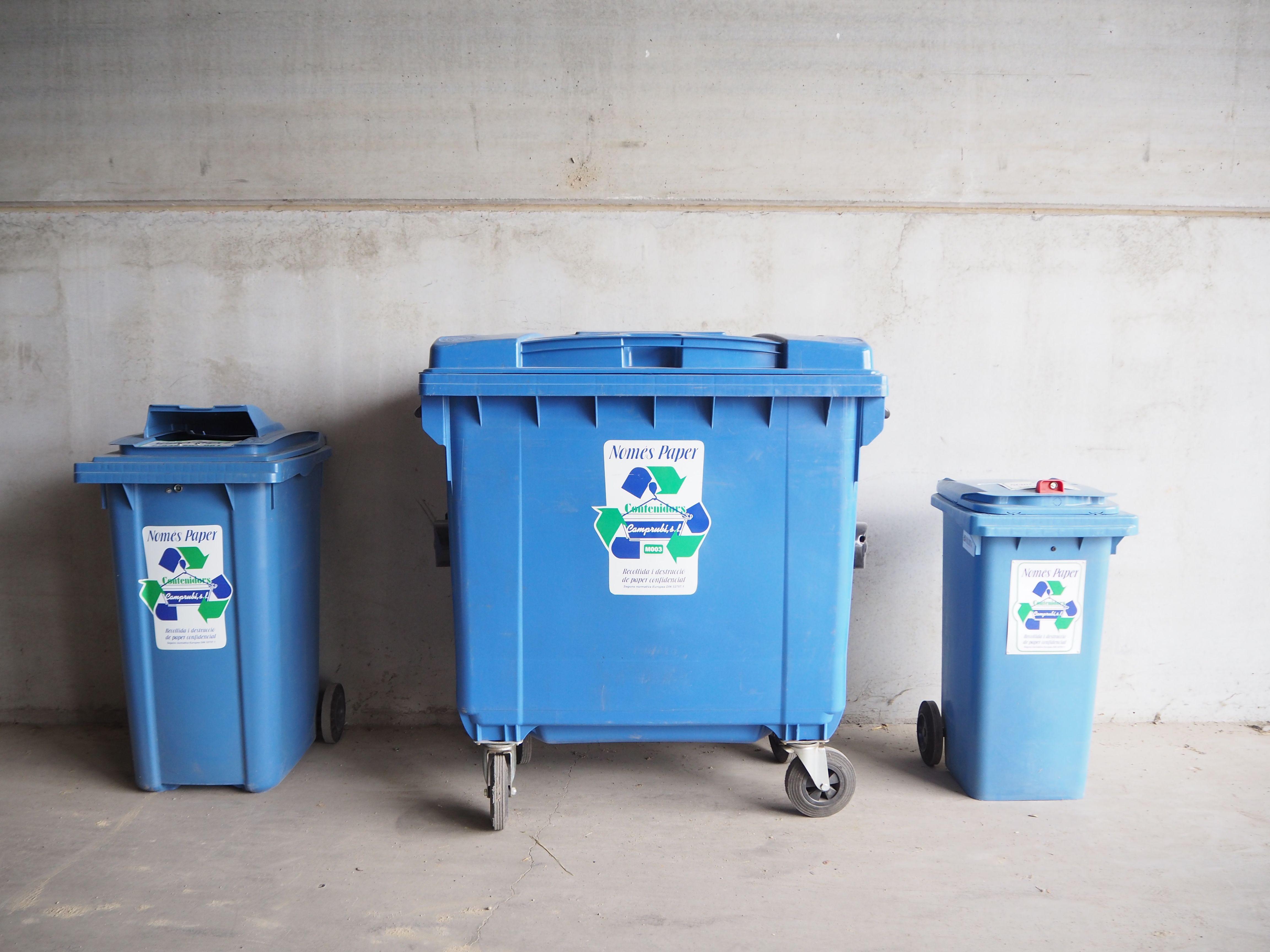 Destrucción y reciclaje de documentos en Torelló