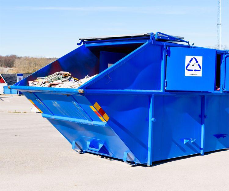 Alquiler de contenedores para reciclado de papel en Torelló