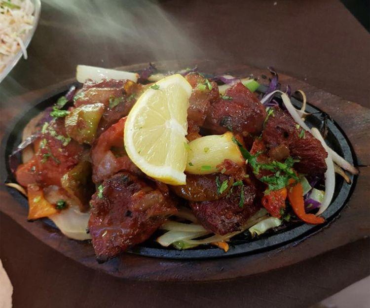 Auténtica comida india en San Bartolomé de Tirajana