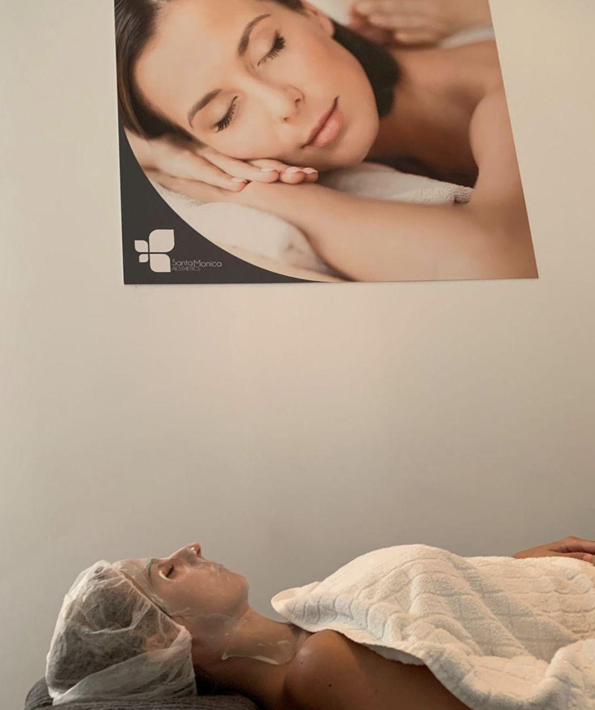 Velo de colágeno: tratamiento facial
