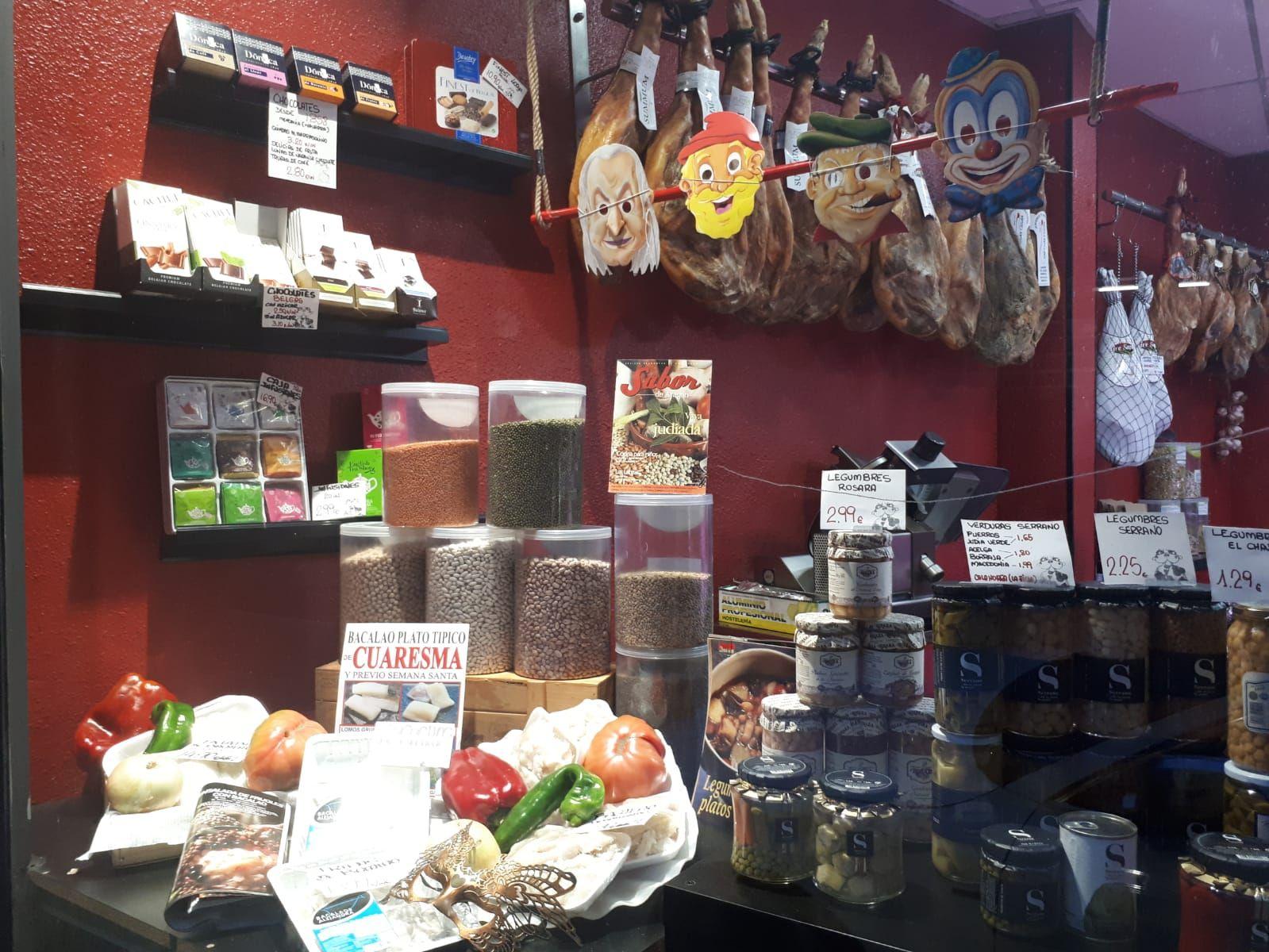 Productos de alimentación en Zaragoza
