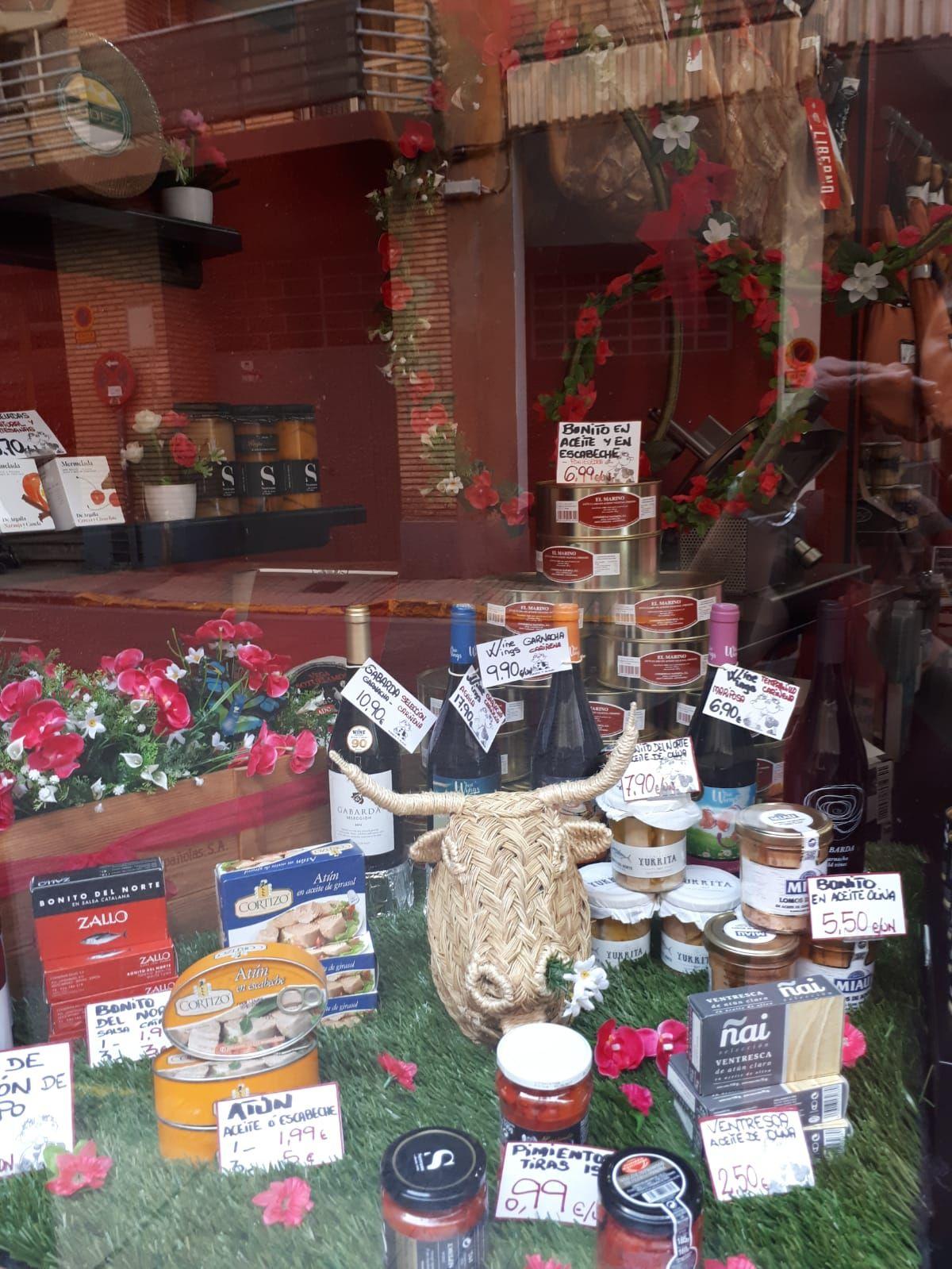 Carnicería y alimentación en Zaragoza