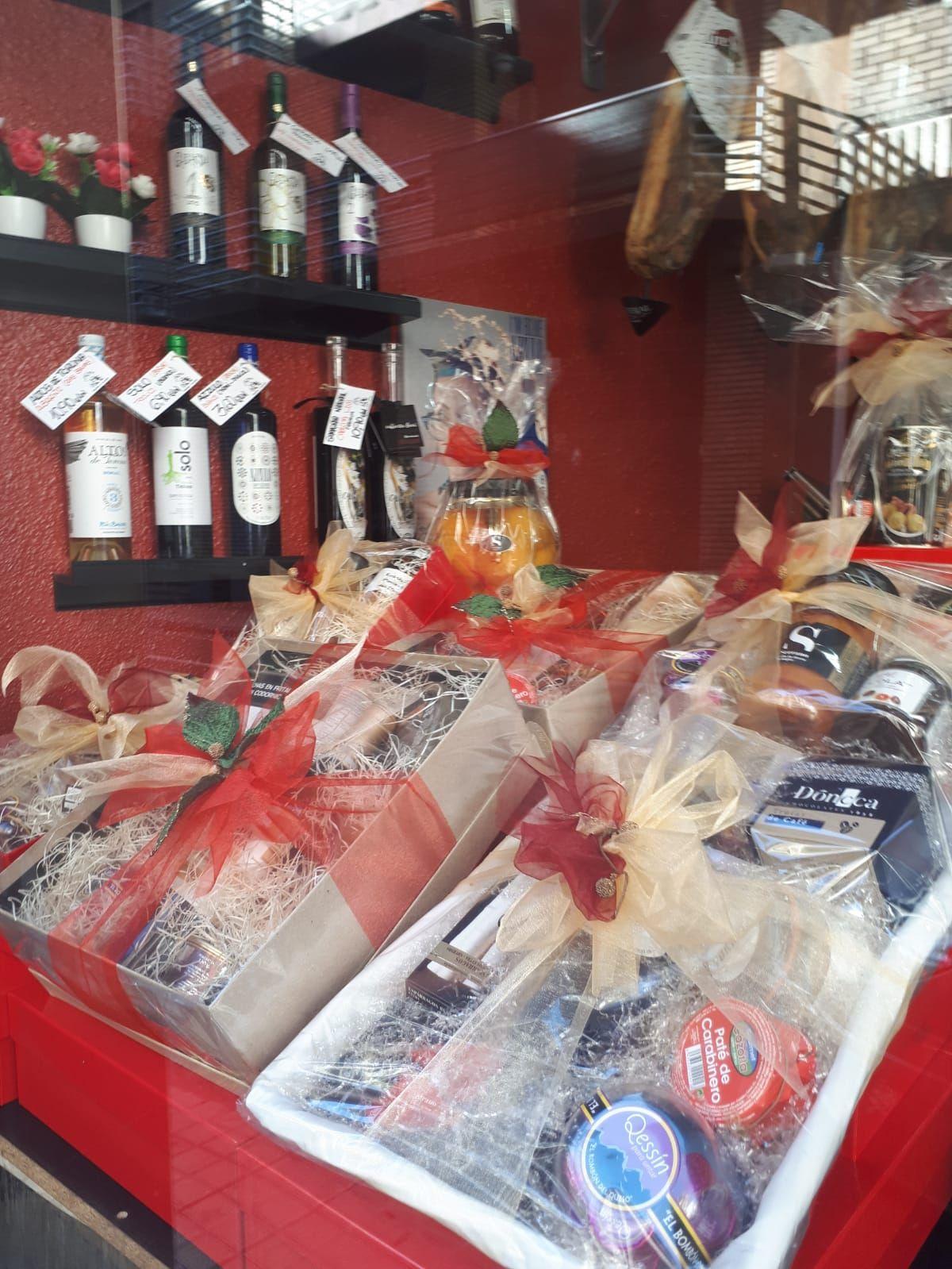 Productos gourmet en Zaragoza