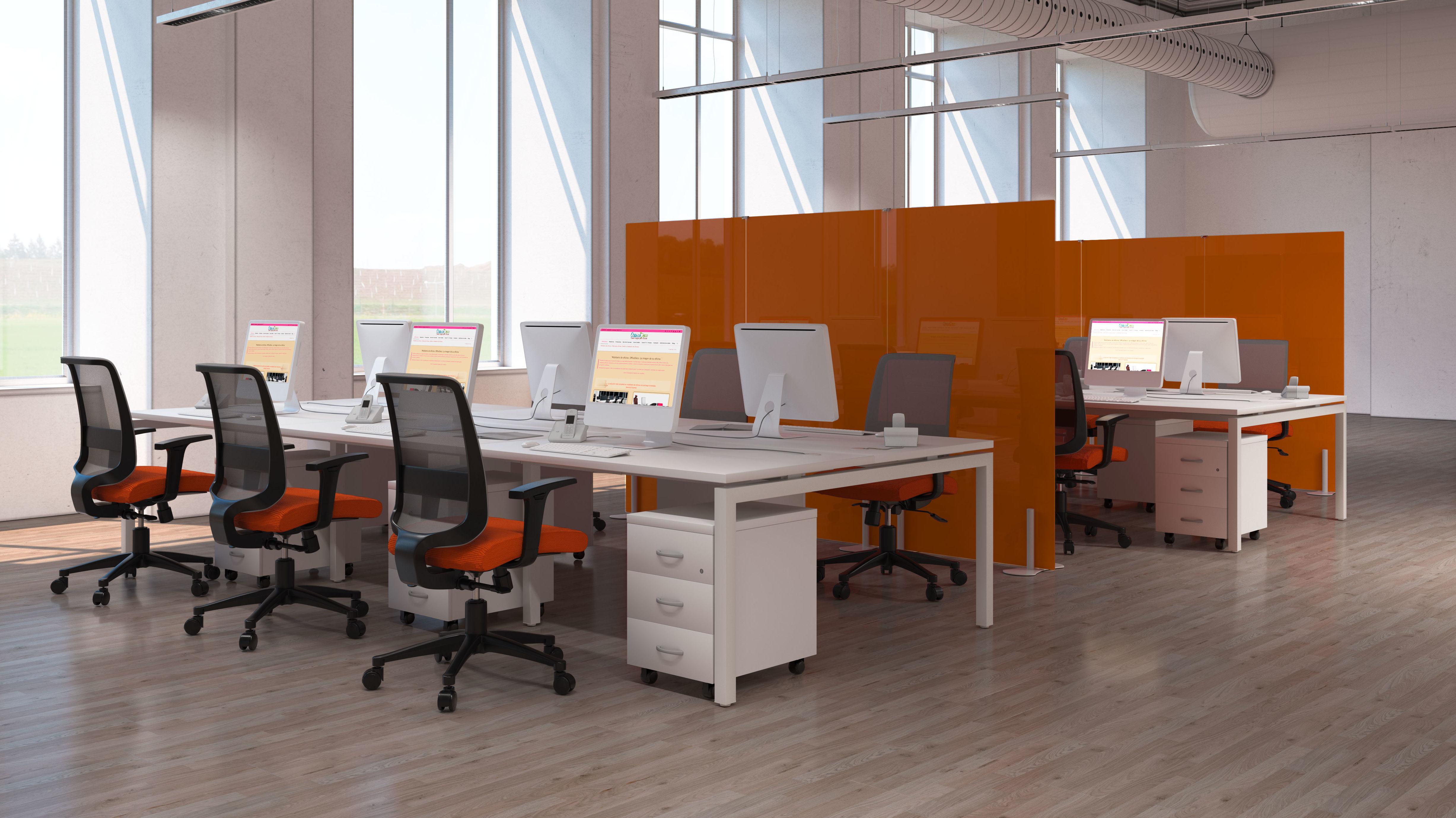 Foto 7 de Mobiliario de oficina en Madrid | Officedeco