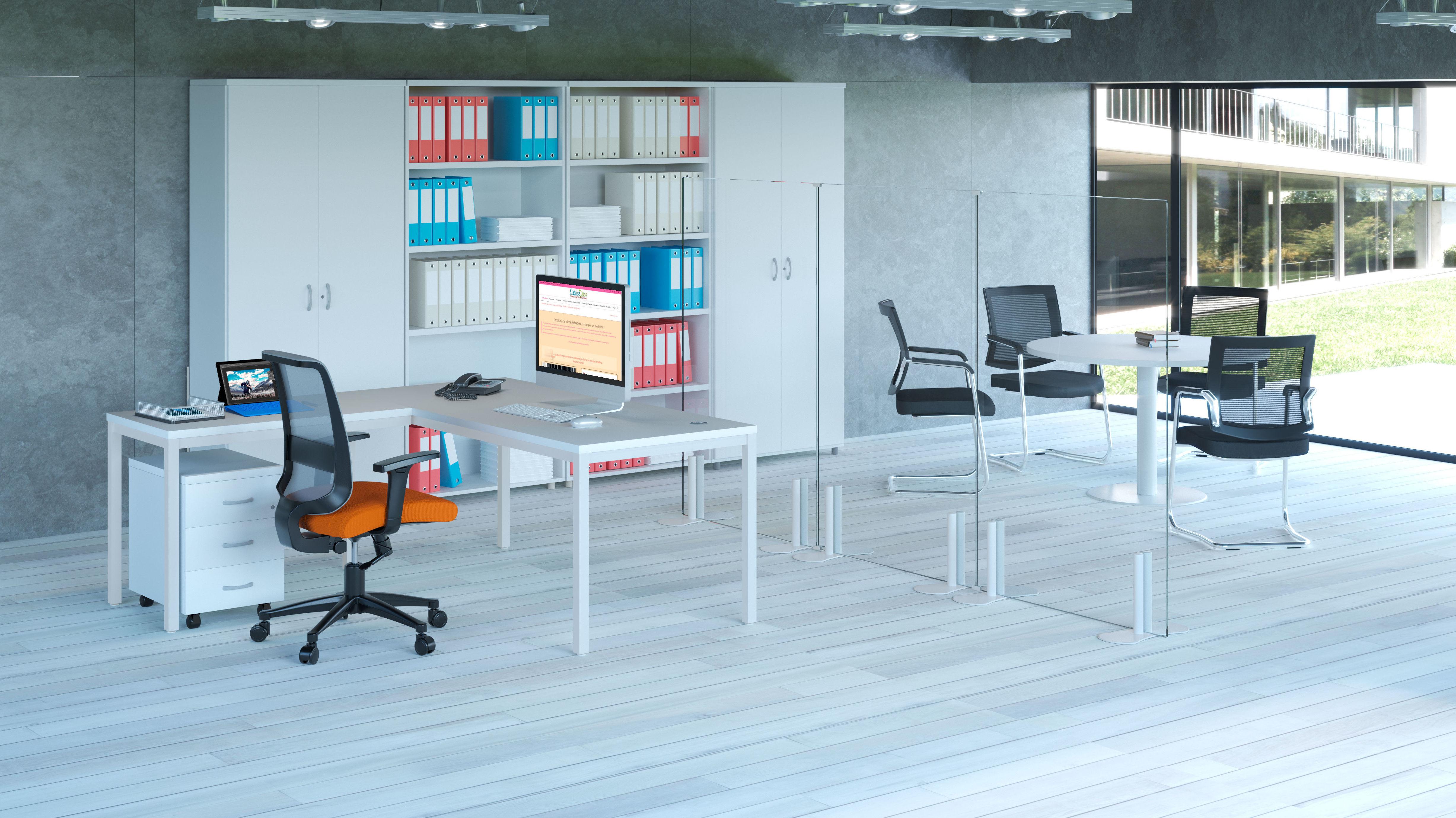 Foto 11 de Mobiliario de oficina en Madrid | Officedeco