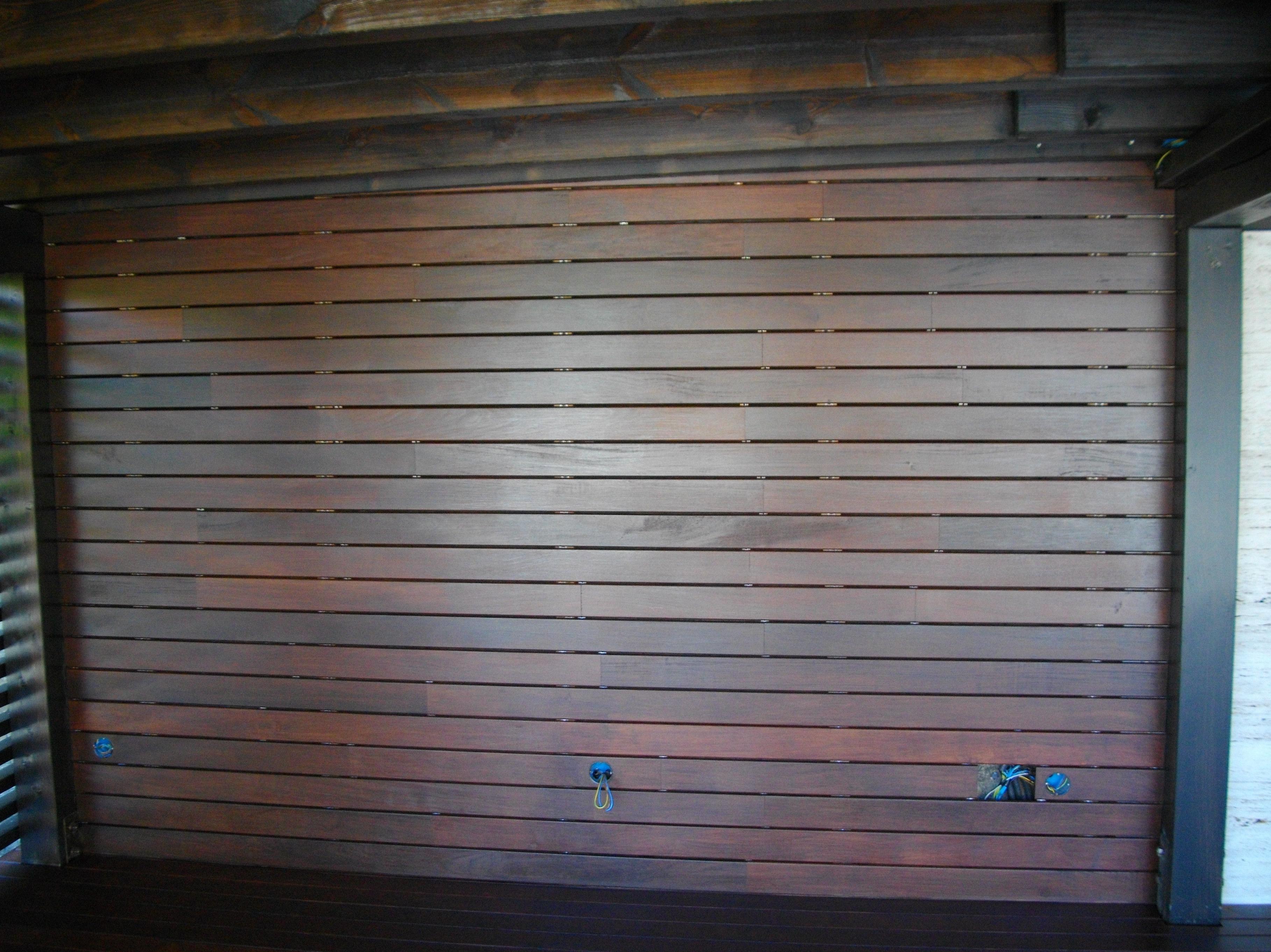 Revestimiento de paredes exteriores