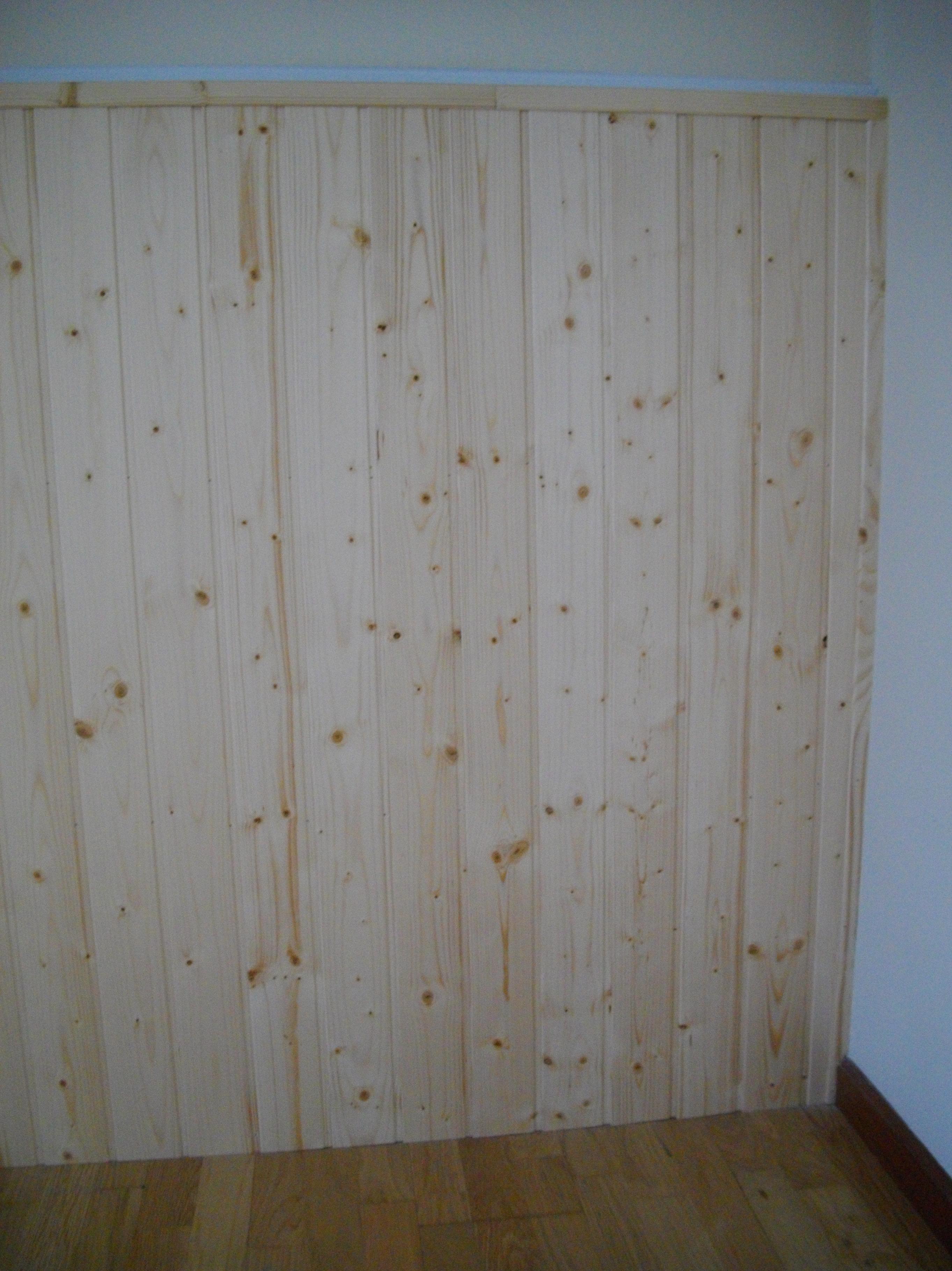 Revestimientos de paredes y habitaciones