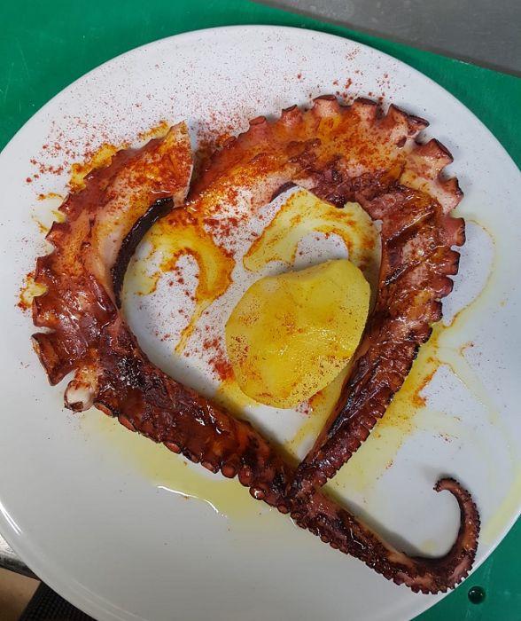 Cocina gallega en Madrid