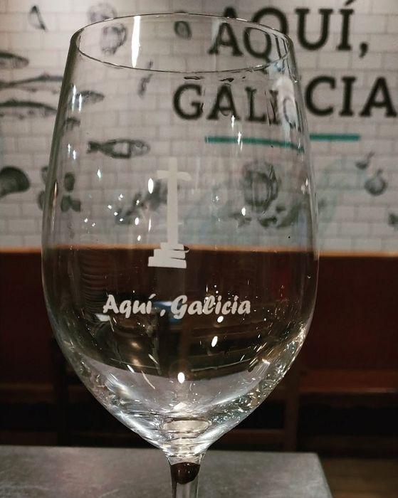 Gastronomía gallega en Madrid