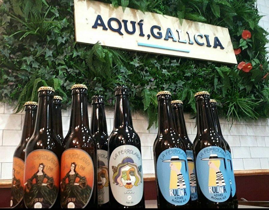 Productos típicos de Galicia en Madrid
