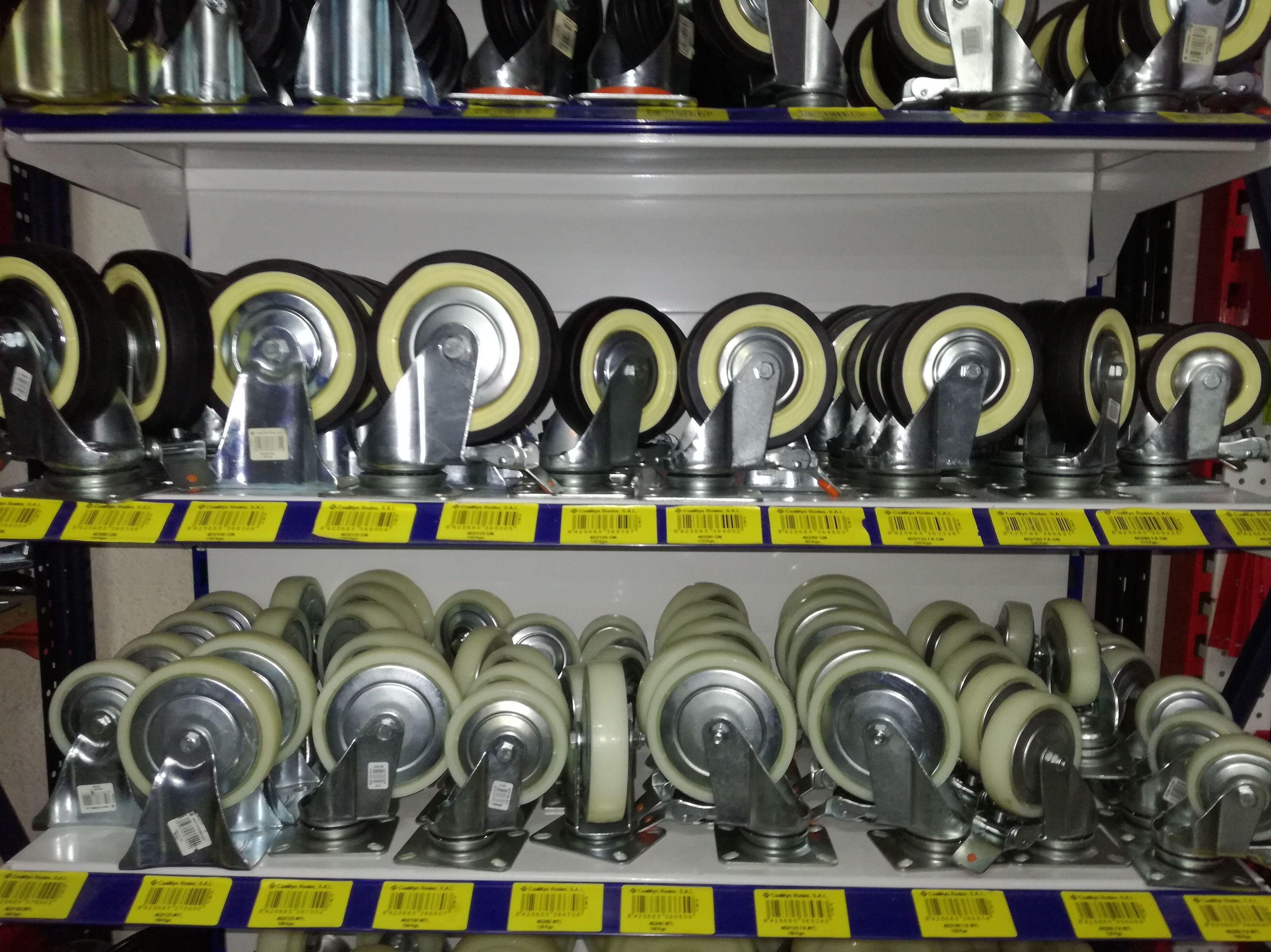 Elevación y transporte: Productos de Iturralde Industrigaiak, S.L.