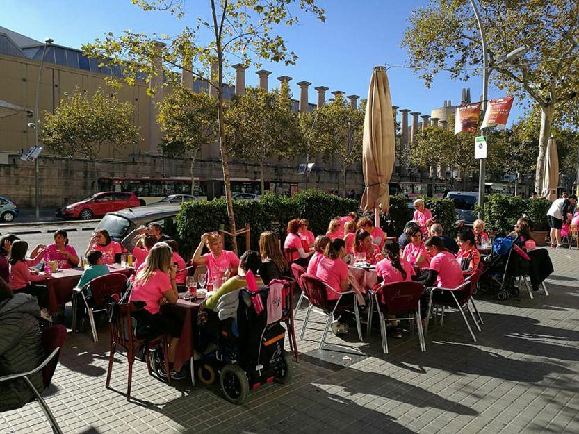 Restaurante con terraza en el Eixample, Barcelona