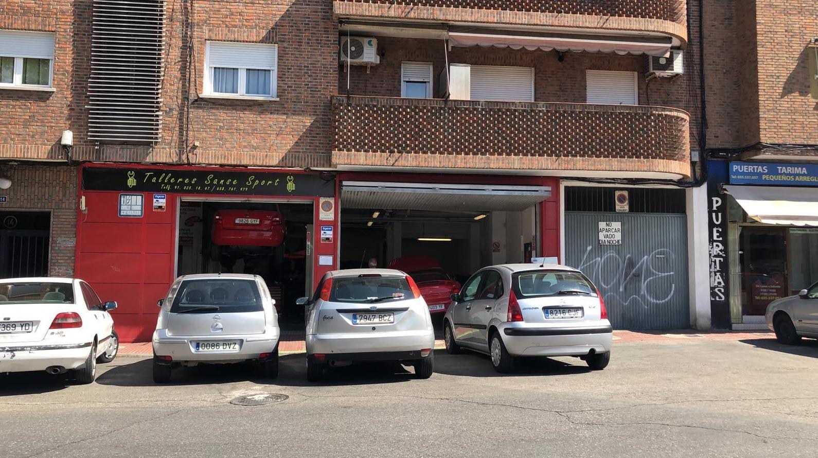 Foto 6 de Mecánica express del automóvil en  | Talleres Sanse Sport