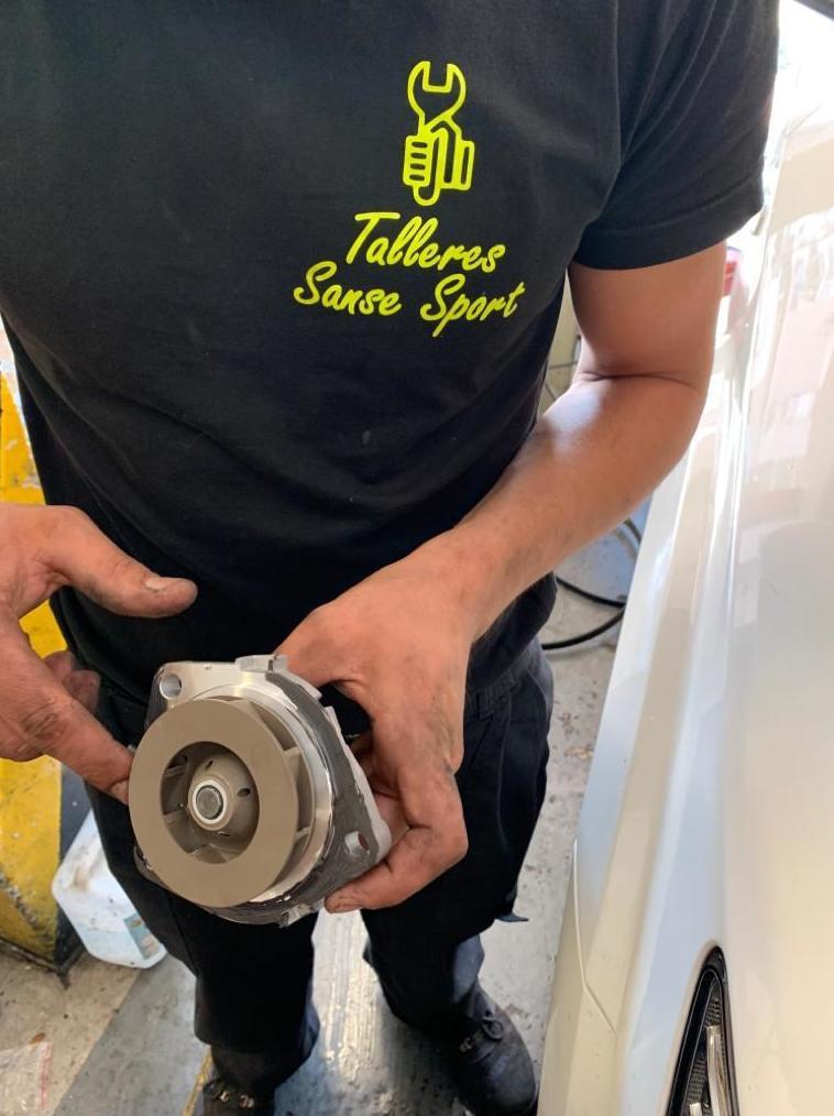 Foto 1 de Mecánica express del automóvil en  | Talleres Sanse Sport