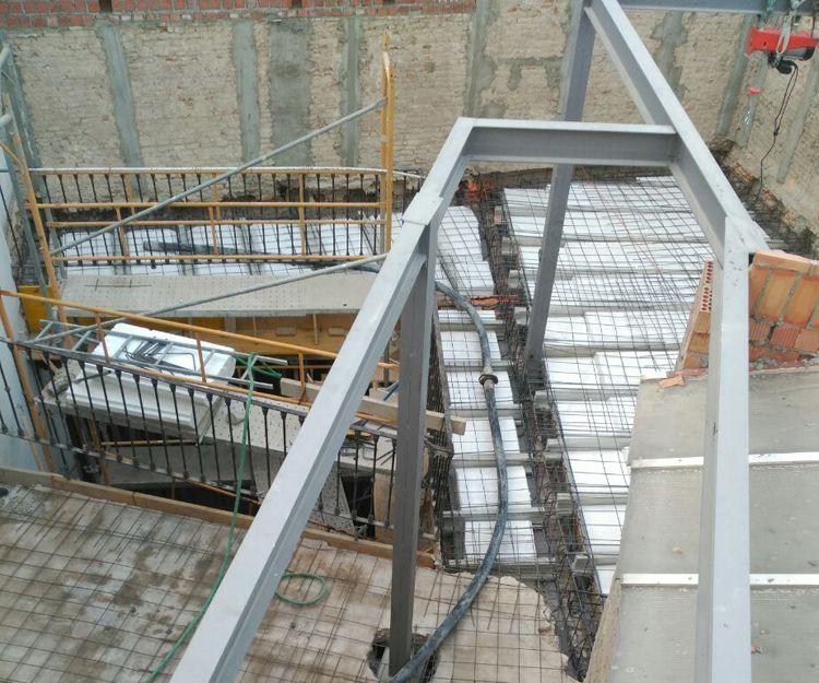 Empresa constructora en Sevilla