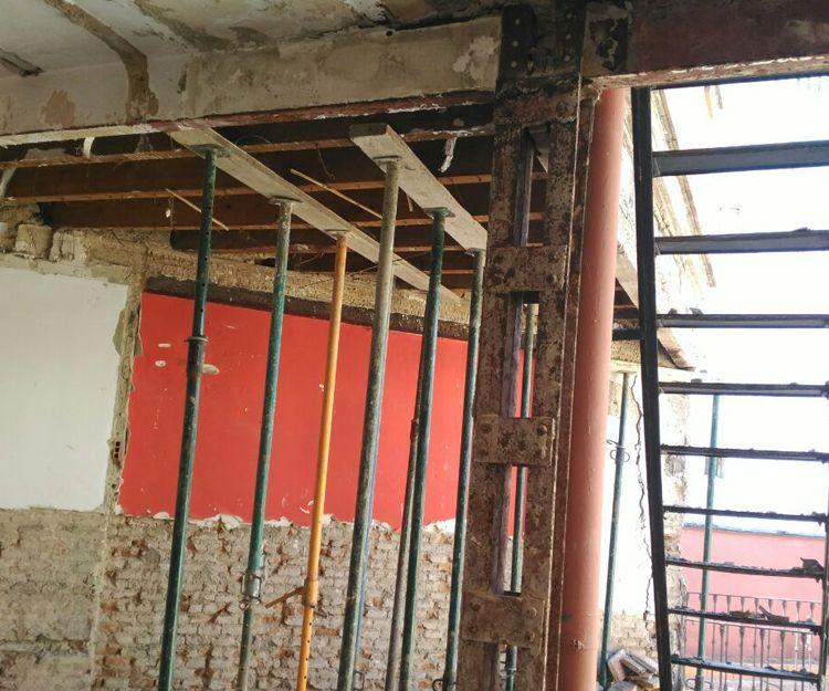 Construcción y rehabilitación de edificios
